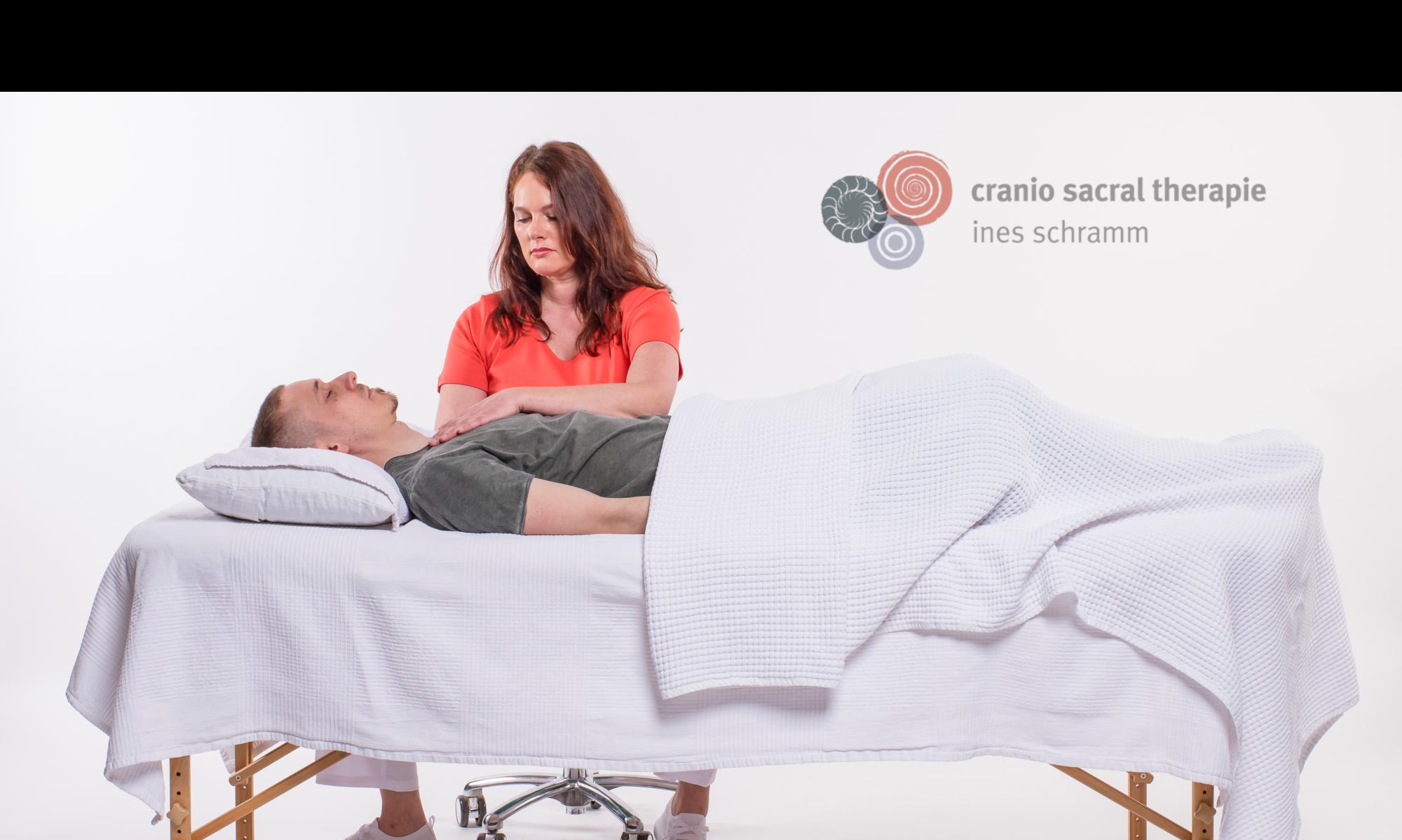 Craniosacral Therapie - INES SCHRAMM